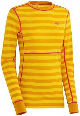 1da793025404 Dámské vlněné stylové funkční triko Kari Traa Ulla Ls