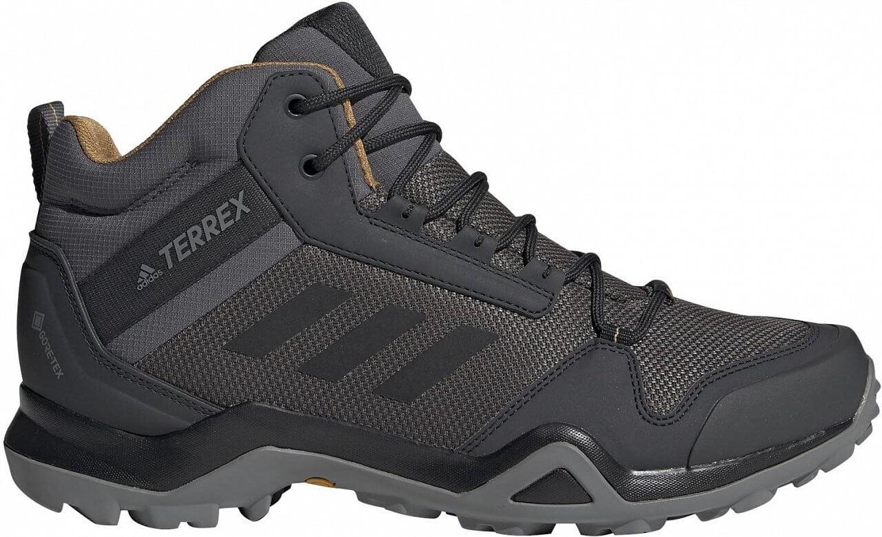 Pánská outdoorová obuv adidas Terrex AX3 Mid GTX