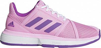 adidas Court Jam Bounce W Multicourt - dámské tenisové boty ... 3a1baa3377