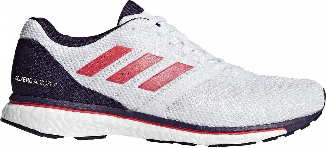 adidas adizero Adios 4 w - dámské běžecké boty  1696a54c0a