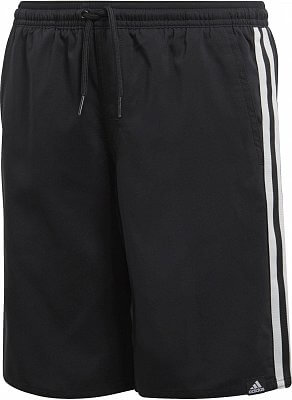 Chlapecké plavky adidas Youth Boys 3S Swim Shorts Classic-Length