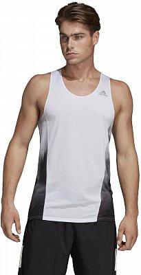 Pánské běžecké tílko adidas Sub 2 Singlet Men
