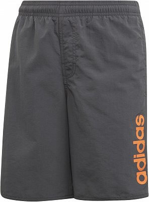 Chlapecké plavky adidas Youth Boys Lineage Short Classic-Length