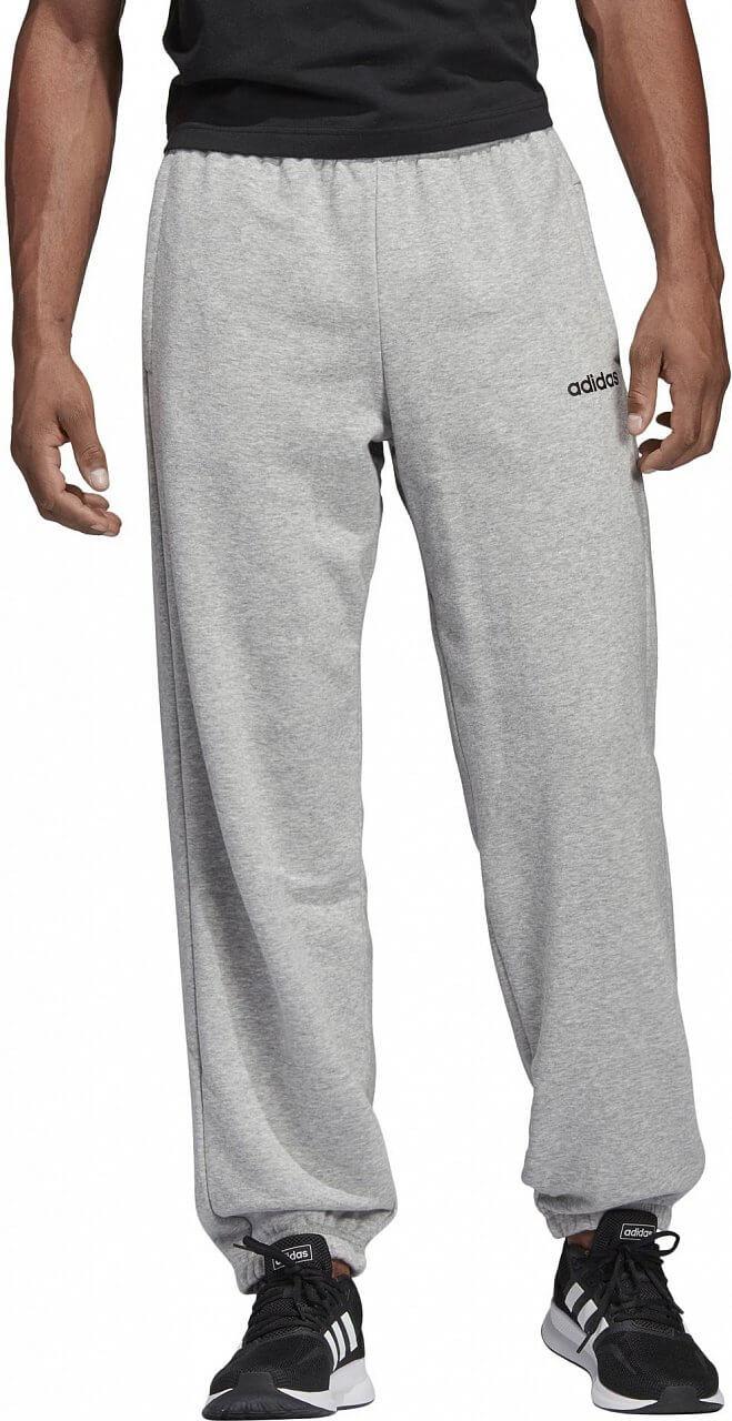 c4f3a1db9 adidas Essentials Plain Slim Pant French Terry. Pánske športové nohavice