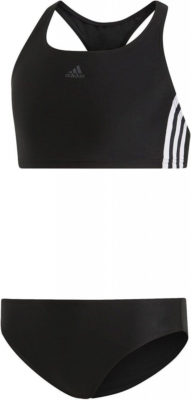 Dívčí plavky adidas Fitness 3S Bikini Girls