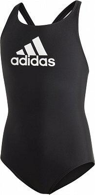 Dívčí plavky adidas Youth Girls Badge Of Sport Swimsuit