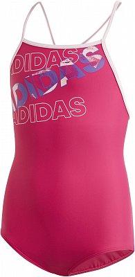 Dívčí plavky adidas Youth Girls Lineage Swimsuit