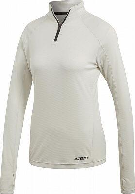 Dámské sportovní tričko adidas Terrex TraceRocker 1 2 Zip ccdd8c8497f
