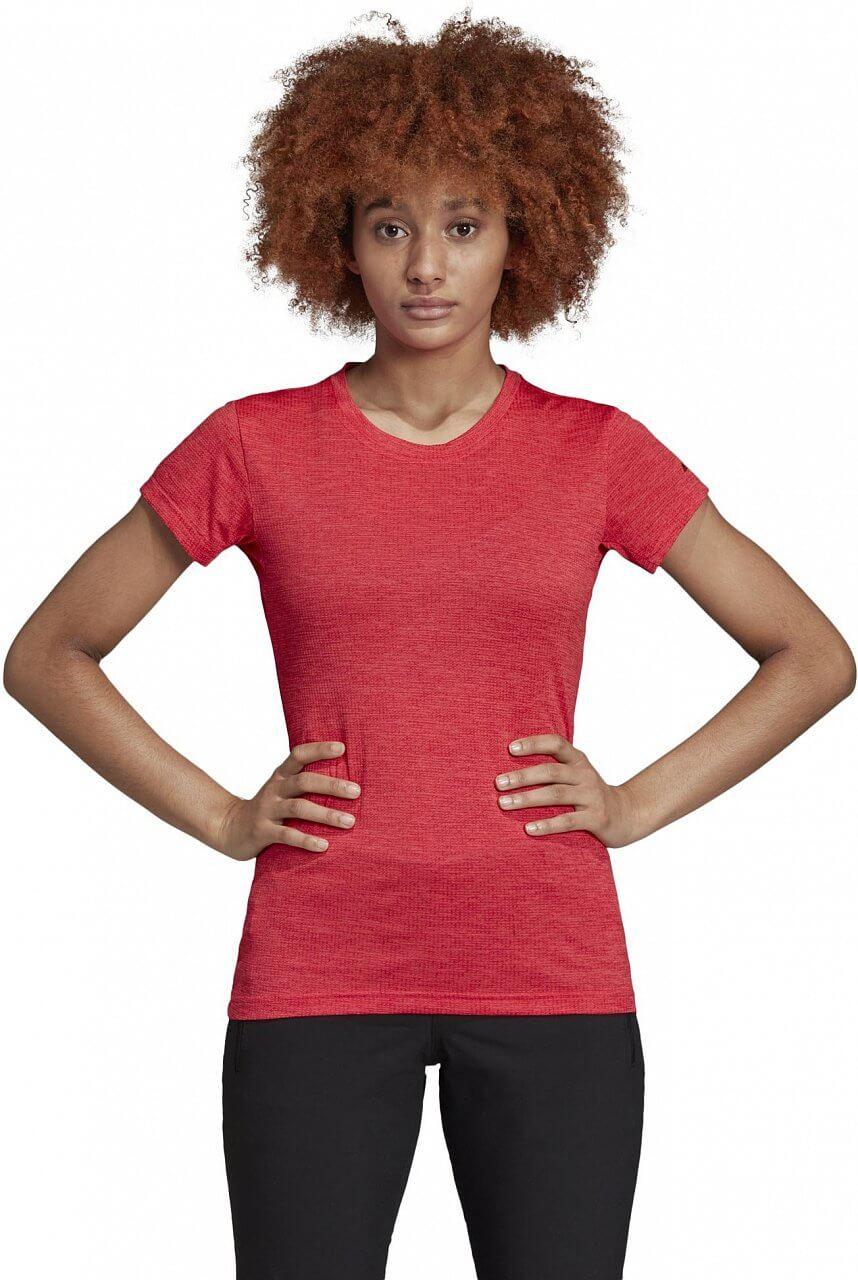 Dámské sportovní tričko adidas W Tivid Tee