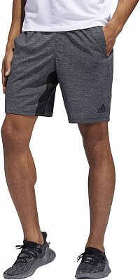 Pánske športové kraťasy adidas 4KRFT Tech Heather Knit 9-Inch Short 7090f879b2