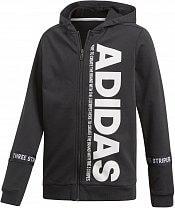 adidas Youth Boys Athletics Sport ID Branded Hoodie