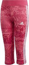 adidas Youth Girls Equipment 3S 3/4 Tight