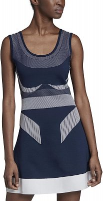 f96d548d3f25 Dámske tenisové šaty adidas aSMC Court Clubhouse Dress
