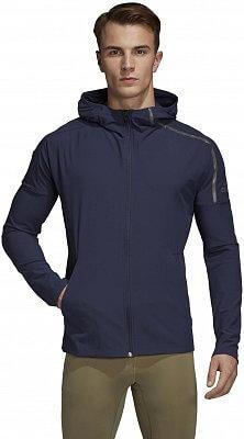 Pánská běžecká bunda adidas ZNE Run Jacket Men