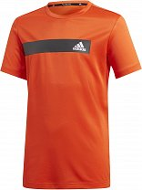 adidas Youth Boys Train Cool Tee