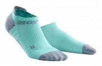 CEP Nízké ponožky 3.0 pánské ledově modrá / šedá
