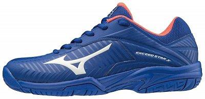 Dětská tenisová obuv Mizuno Exceed Star Jr 2 AC