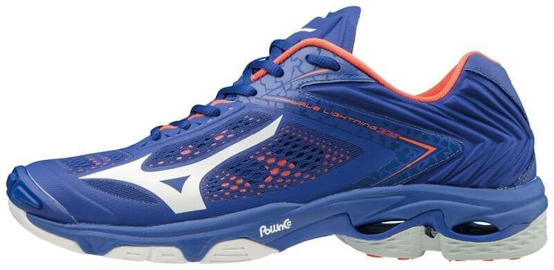 54d4296733f Mizuno Wave Lightning Z5 - pánske halové topánky