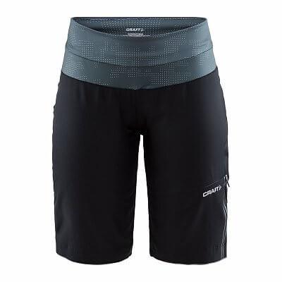 Kalhoty Craft W Cyklošortky Velo XT Shorts černá