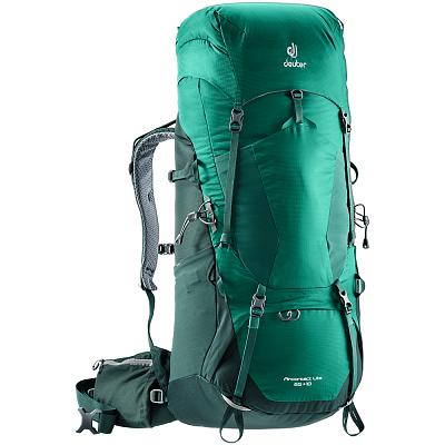 Tašky a batohy Deuter Aircontact Lite 65 + 10 Alpinegreen-forest