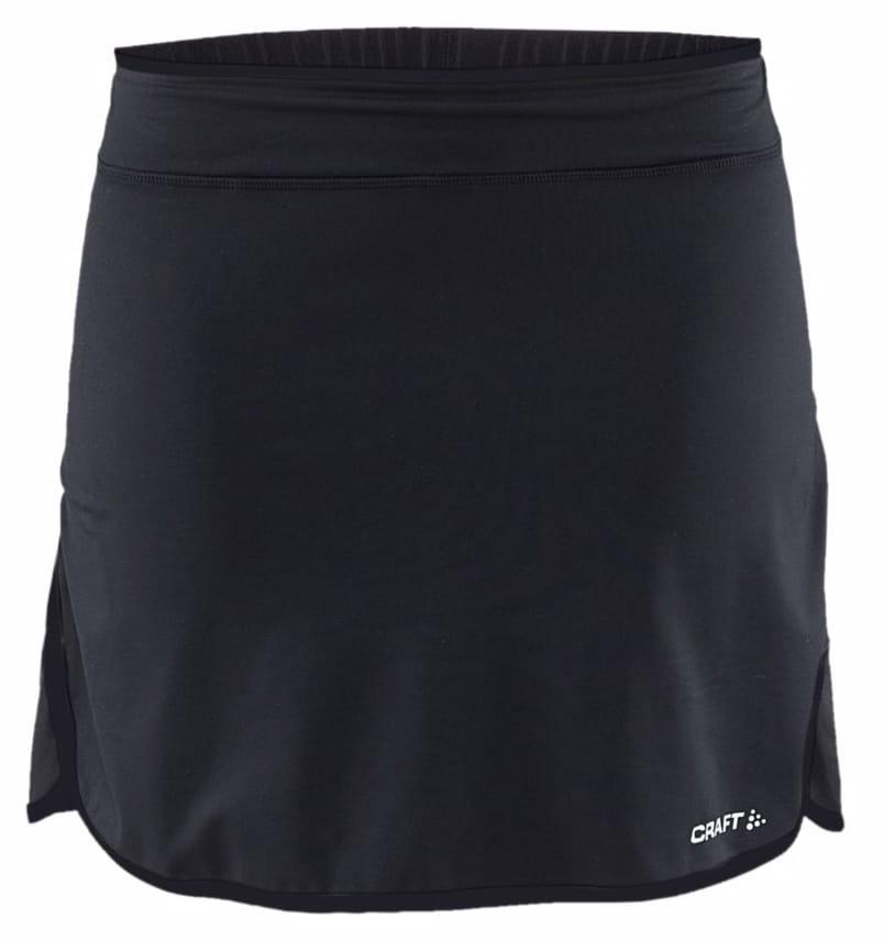 Sukně a šaty Craft W Cyklosukně Free černá