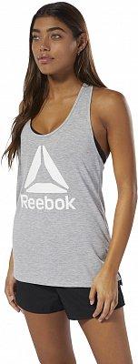 Dámské sportovní tílko Reebok Workout Ready Supremium 2.0 Big Logo Tank
