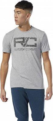 Pánské sportovní tričko Reebok Combat Core Tee