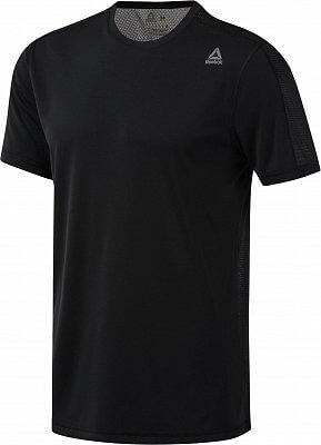 Pánské sportovní tričko Reebok Workout Ready Tech Top Graphic