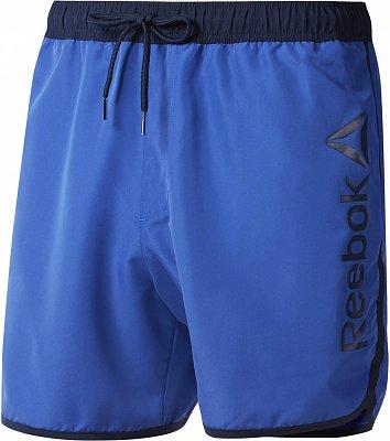 Pánské plavky Reebok Beachwear Retro Short