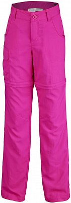 Dívčí outdoorové kalhoty Columbia Silver Ridge III Convertible Pant