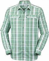 Columbia Silver Ridge 2.0 Plaid L/S Shirt