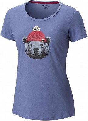 Dámské tričko s potiskem Columbia UnBearable Tee