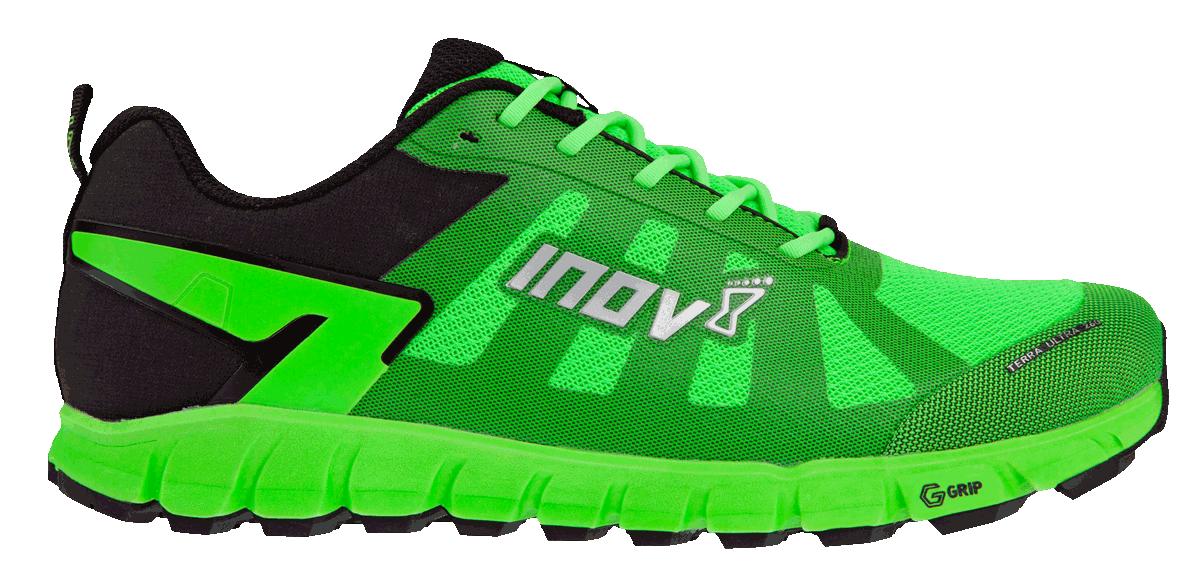 Pánské běžecké boty Inov-8 TERRA ULTRA G 260 (S) green/black zelená s černou