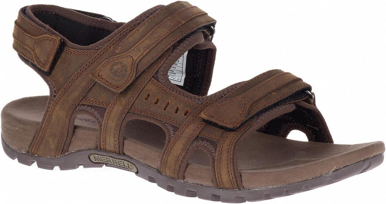 Pánské sandály Merrell Sandspur Lee Backstrap