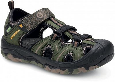 Detská outdoorová obuv Merrell Hydro