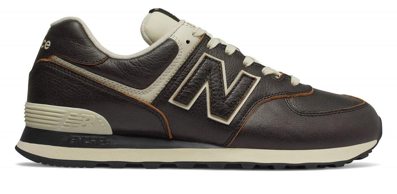 Pánská volnočasová obuv New Balance ML574LPK