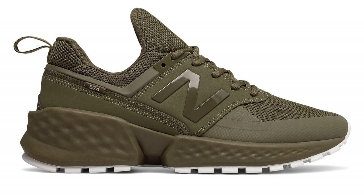 67e3e74190 New Balance MS574KTD - pánske fashion topánky