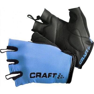 Rukavice Craft Cyklorukavice AB Men modrá