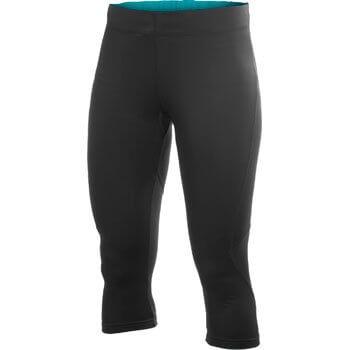 Kalhoty Craft W Kalhoty AR Capri zelená