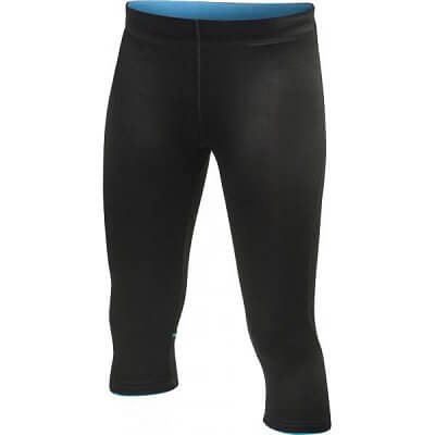 Kalhoty Craft W Kalhoty AR Capri černá s modrou