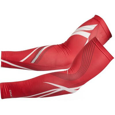 Kompresní návleky Craft Návleky na ruce Body Control červená