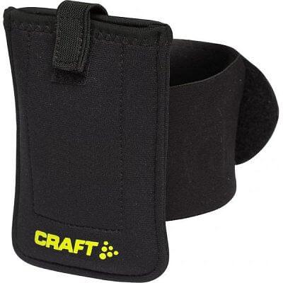 Tašky a batohy Craft Kapsa na paži Music Arm Belt černá