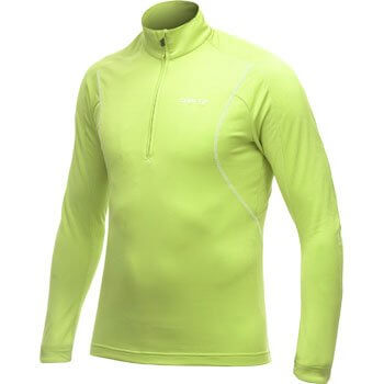 Craft Rolák Lightweight Stretch Pullover tmavě žlutá