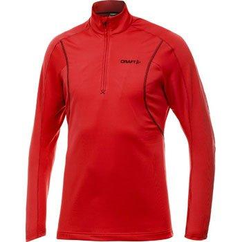 Craft Rolák Lightweight Stretch Pullover červená