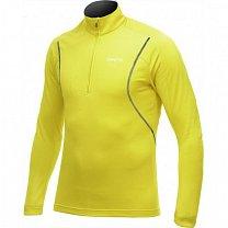 Craft Rolák Lightweight Stretch Pullover žlutá