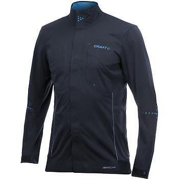 Craft Bunda Elite Run Pace černá s modrou