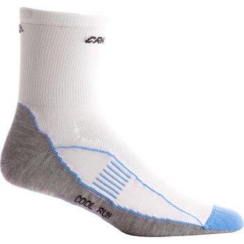 Craft Ponožky Cool Run bílá