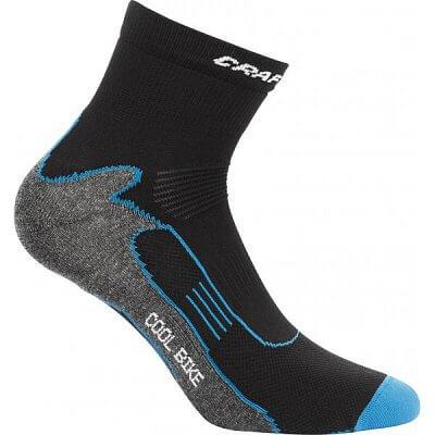 Ponožky Craft Ponožky Cool Bike černá