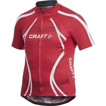 Trička Craft Cyklodres PB Tour červená