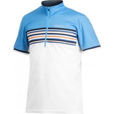 Craft Cyklodres PB Stripe modrá